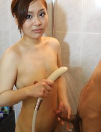 Makoto kurosaki shower tease - part 99