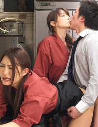 Hospitality in the full course cum 痴酒ya obscene - part 3976
