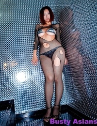 Tama mizuki brilliant and natural big knockers posing in underwear - part 4560