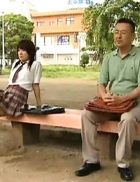 Kinky jap chick bitchy in public - part 2979