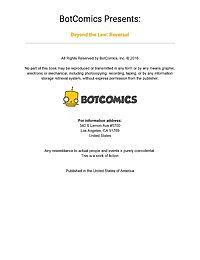 Bot- Beyond the Law – Reversal 2