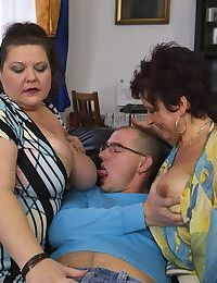 Hot and steamy mature groupsex session - part 2459