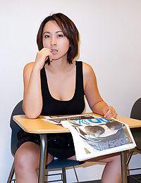 Pretty chinese girl li zheng - part 22