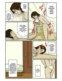 Mom and Brother- Hentai