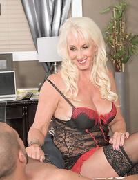 Nasty chesty granny madison milstar loves firm hard dick in her - part 4249