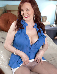 Katherine merlot 73 year old granny and her beaver - part 391