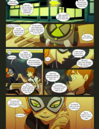Ben 10- The witch with no name - part 2