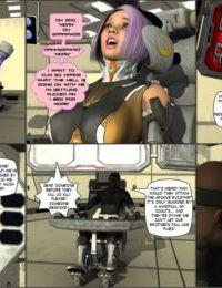 VipComics #5γ Hero of the Federation - part 3