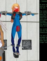 Metroid - Toadeach Goods